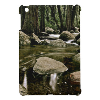 ENCHANTED CREEK THROUGH DEEP FOREST COVER FOR THE iPad MINI