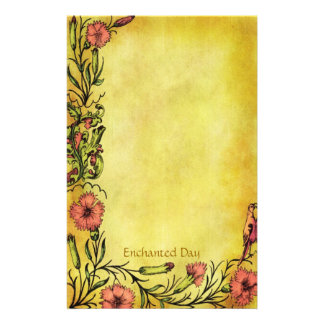 Enchanted Day - Medieval Stationery