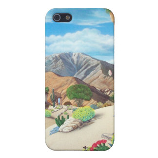Enchanted Desert iPhone 5/5S Covers