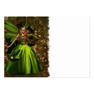 Enchanted Doorway Large Business Card