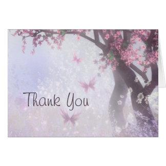 Enchanted Dreams Thank You Card