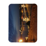 Enchanted Evening in Budapest Flexible Magnet