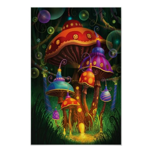 Enchanted Evening Print