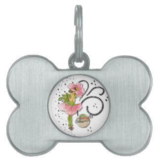 Enchanted Fairy Pet ID Tag