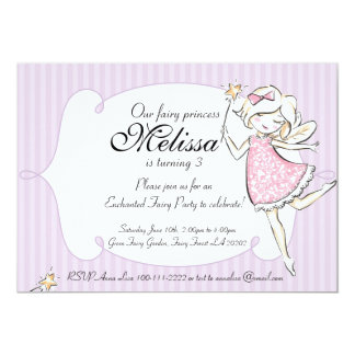 princess party invitations  announcements  zazzle, Birthday invitations