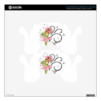 Enchanted Fairy PS3 Controller Decal