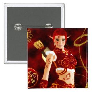 Enchanted Fire Guardian Button