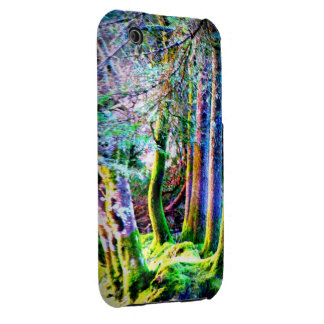 Enchanted Forest Abstract Art Case-Mate Case