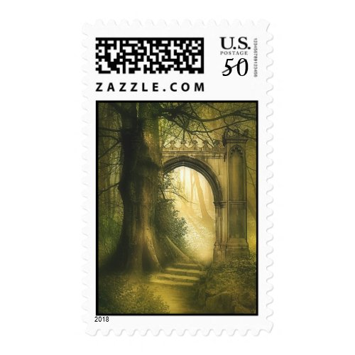 Enchanted Forest Arch Postage