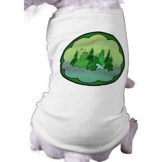 ENCHANTED FOREST DOGGIE TEE