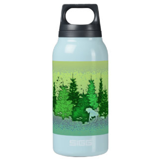 ENCHANTED FOREST INSULATED WATER BOTTLE