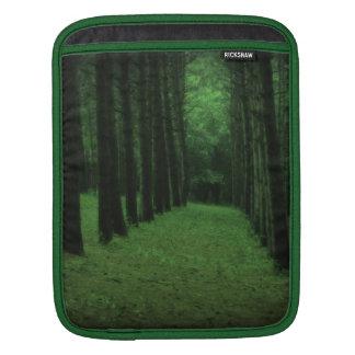 Enchanted Forest iPad Rickshaw Sleeve iPad Sleeve