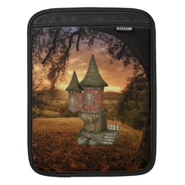 Enchanted forest iPad sleeve