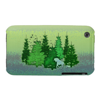 ENCHANTED FOREST iPhone 3 COVER