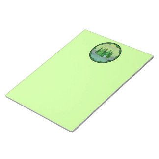ENCHANTED FOREST MEMO NOTE PAD