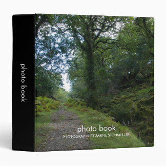 Enchanted Forest Photo Book Binder