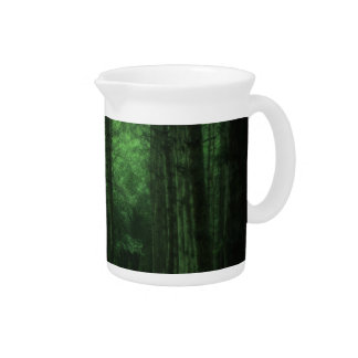 Enchanted Forest Pitcher