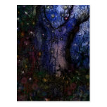 Enchanted Forest Post Card