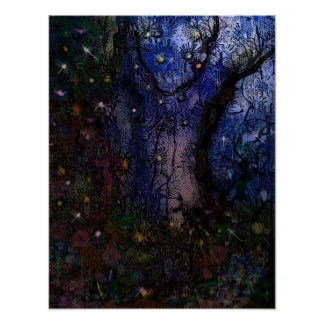 Enchanted Forest Posters