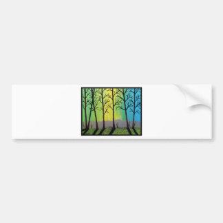 Enchanted Forresta.jpg Bumper Sticker