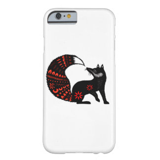 Enchanted fox barely there iPhone 6 case