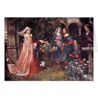 Enchanted Garden Card
