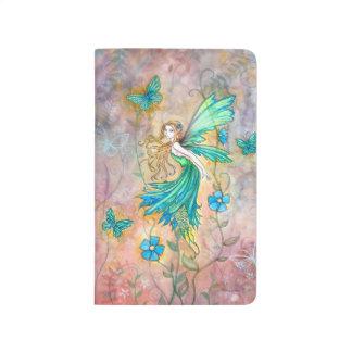 Enchanted Garden Fairy Butterfly Fantasy Art Journal