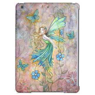 Enchanted Garden Flower Fairy Fantasy Art iPad Air Covers