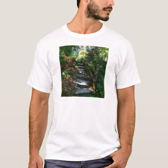Enchanted Garden Path T-Shirt