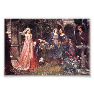 Enchanted Garden Photo Art