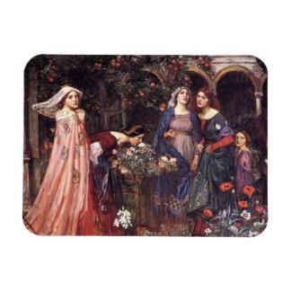 Enchanted Garden Magnet