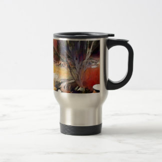 Enchanted Garden Travel Mug