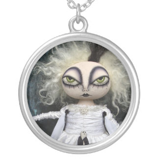Enchanted Ghost Necklace