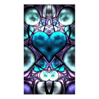 Enchanted Heart Business Card