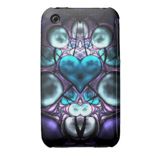 Enchanted Heart iPhone 3 Case