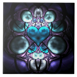 Enchanted Heart Tile