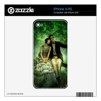 ENCHANTED LOVE.jpg Skin For The iPhone 4