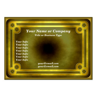 Enchanted Magical Fantasy Game Card Business Cards