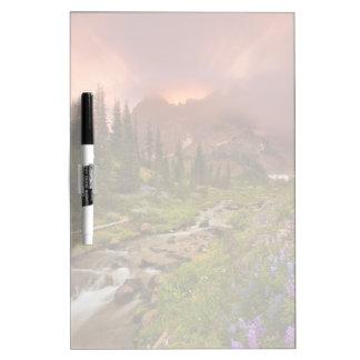 Enchanted Meadows Dry-Erase Board