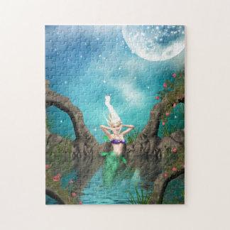 Enchanted Mermaid Jigsaw Puzzle
