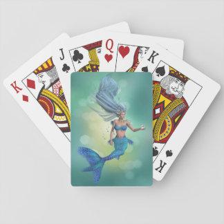 Enchanted Mermaid Playing Cards