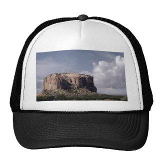 Enchanted Mesa, America's southwest rock formation Trucker Hat