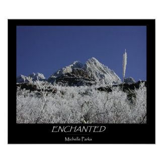 Enchanted Mountains Posters