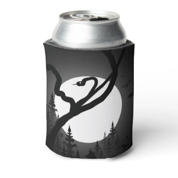 Halloween Themed Enchanted Night Can Cooler