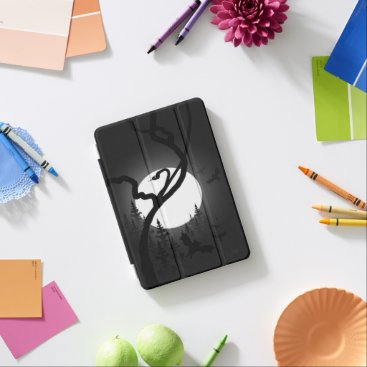 Halloween Themed Enchanted Night iPad Mini Cover