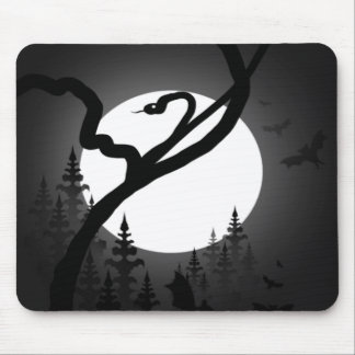 Enchanted Night Mouse Pad