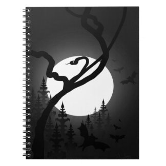 Enchanted Night Notebook