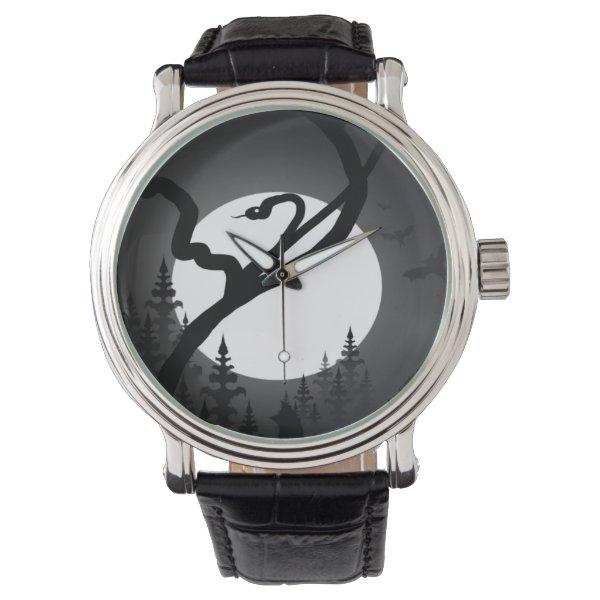 Enchanted Night Wrist Watch