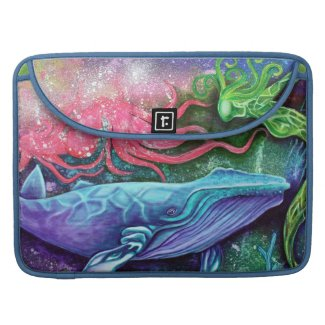 Enchanted Ocean Art MacBook Pro Sleeve