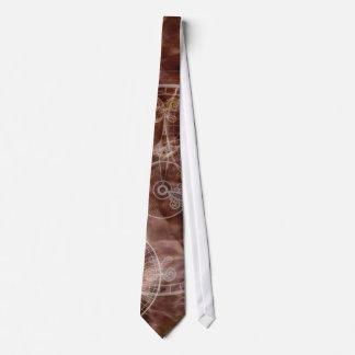 Enchanted Parchment Tie